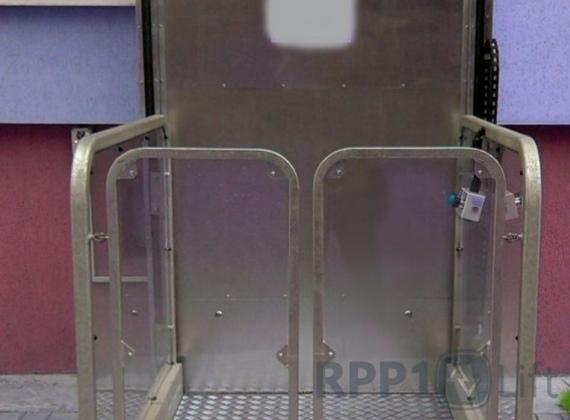 Ліфт інвалідний