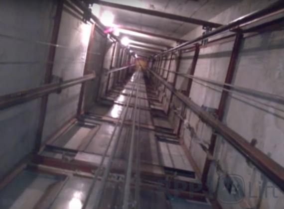 Шахта ліфта