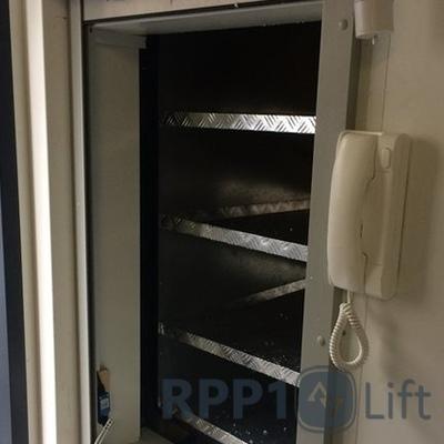 Ліфт магазинний у Гастрономі