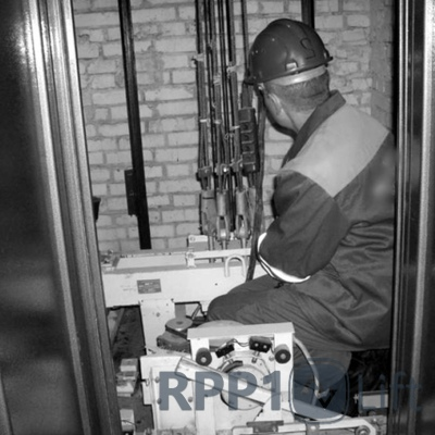 Технічне обслуговування  ліфтів